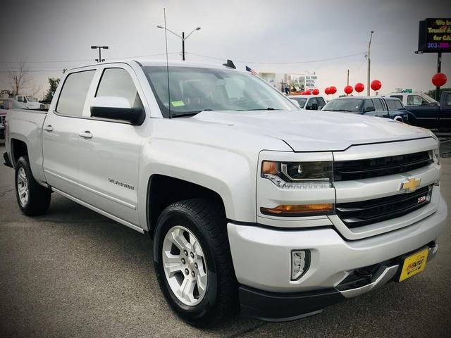 2018 Chevrolet Silverado 1500 a la venta en Wheat Ridge, CO - Image 1