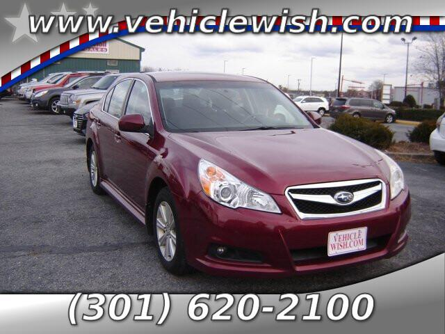 2012 Subaru Legacy for Sale in Frederick, MD - Image 1