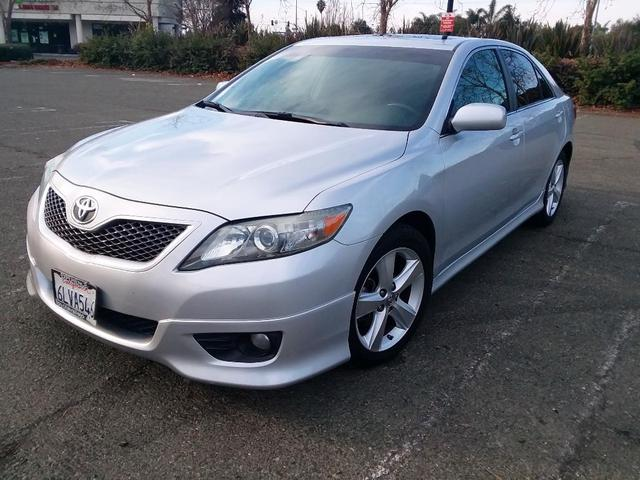 2010 Toyota Camry For Sale >> Used 2010 Toyota Camry Se Sedan In San Francisco Ca Auto Com 4t1bf3ek8au098316