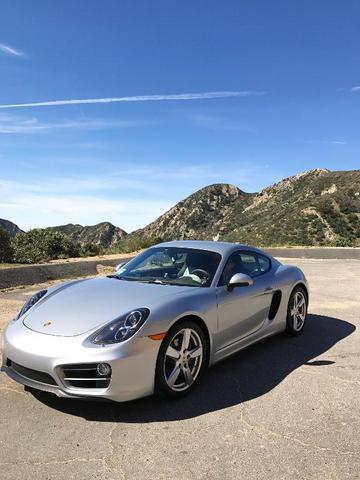 2014 Porsche Cayman for Sale in San Francisco, CA - Image 1
