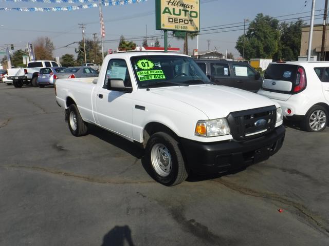 Used 2007 Ford Ranger Xl 1ftyr10e07pa10569 Auto Com
