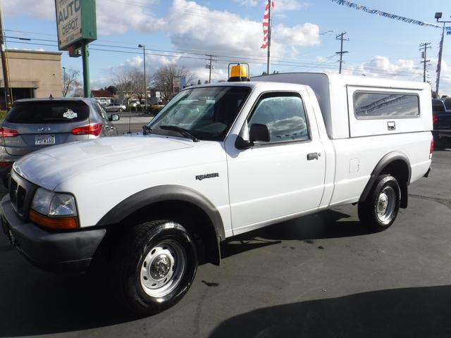 Used 2000 Ford Ranger Xl Regular Cab Pickup In Hilmar Ca