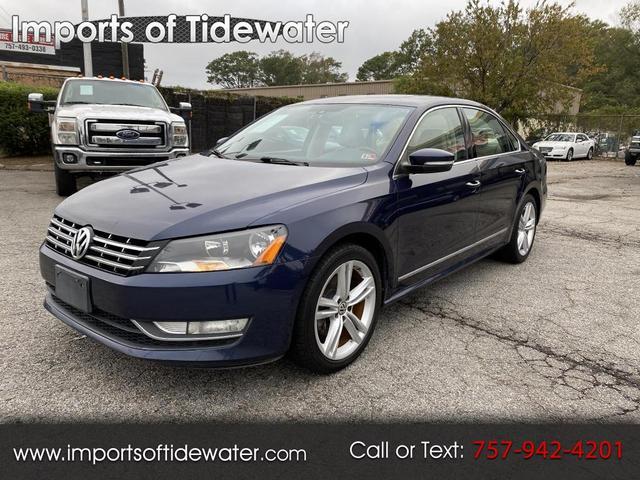 2014 Volkswagen Passat for Sale in Virginia Beach, VA - Image 1