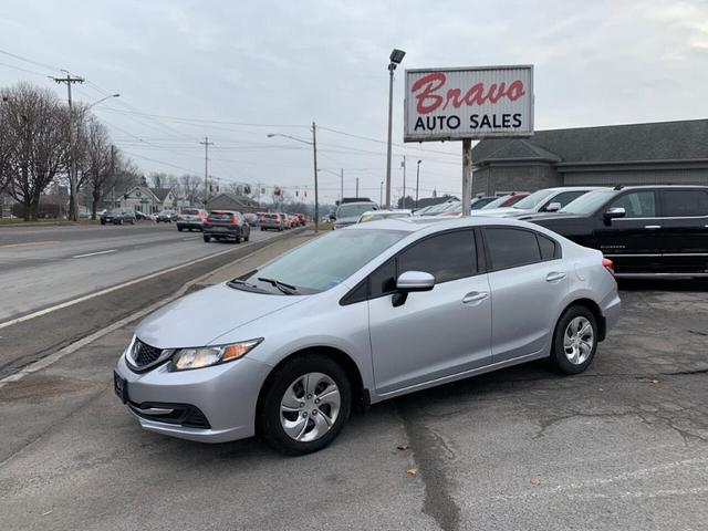 2014 Honda Civic for Sale in Whitesboro, NY - Image 1