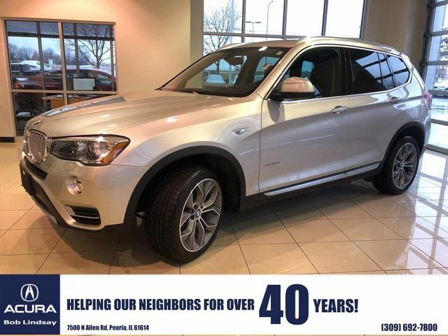 2017 BMW X3 for Sale in Peoria, IL - Image 1