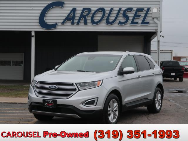 2018 Ford Edge for Sale in Iowa City, IA - Image 1
