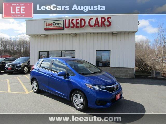 2018 Honda Fit for Sale in Augusta, ME - Image 1