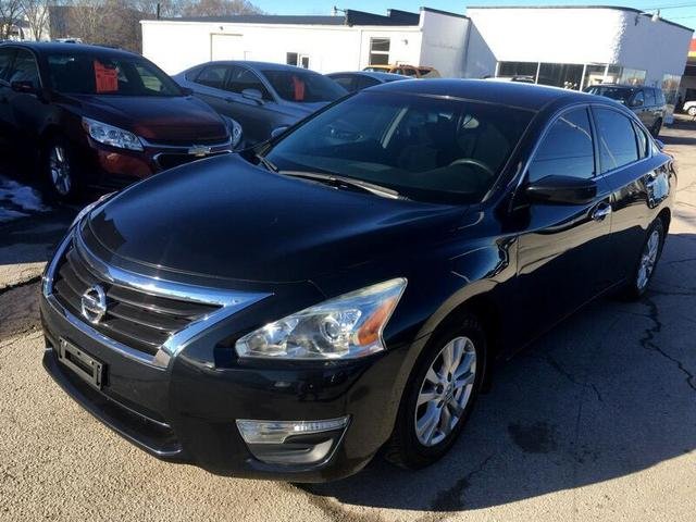 2014 Nissan Altima a la venta en Bowling Green, OH - Image 1