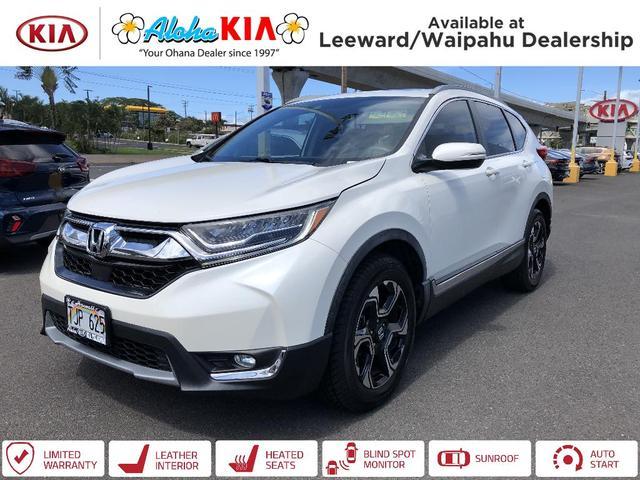 2017 Honda CR-V a la venta en Waipahu, HI - Image 1