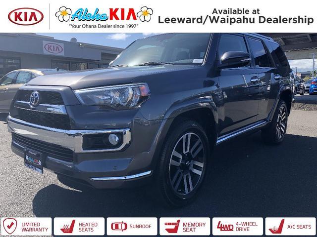 2018 Toyota 4Runner a la venta en Waipahu, HI - Image 1