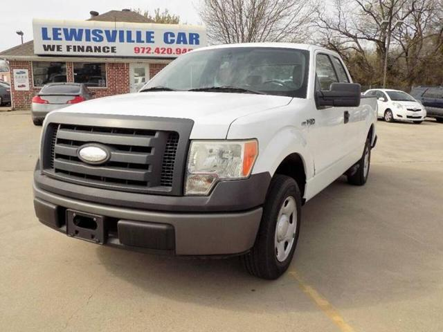 2009 Ford F-150 for Sale in Lewisville, TX - Image 1