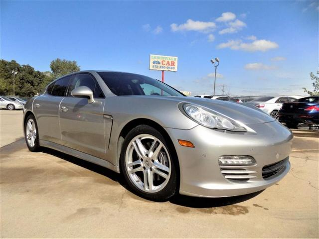 2012 Porsche Panamera for Sale in Lewisville, TX - Image 1