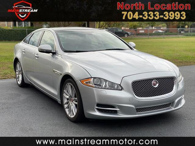 2015 Jaguar XJ for Sale in Charlotte, NC - Image 1