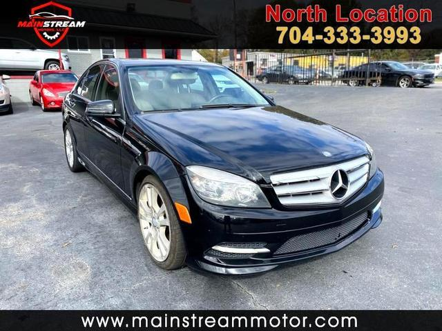 2011 Mercedes-Benz C-Class for Sale in Charlotte, NC - Image 1