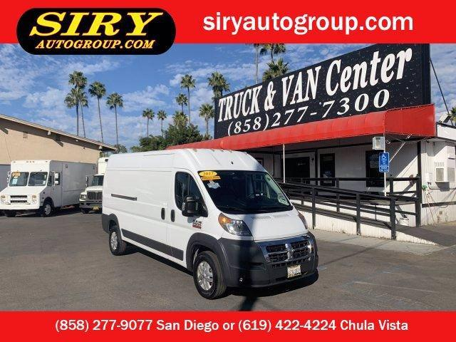 2017 RAM ProMaster 2500 for Sale in San Diego, CA - Image 1