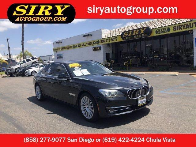 2013 BMW 740 a la venta en San Diego, CA - Image 1