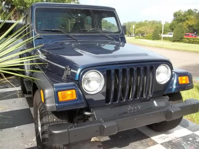 2001 Jeep Wrangler for Sale in Clearwater, FL - Image 1