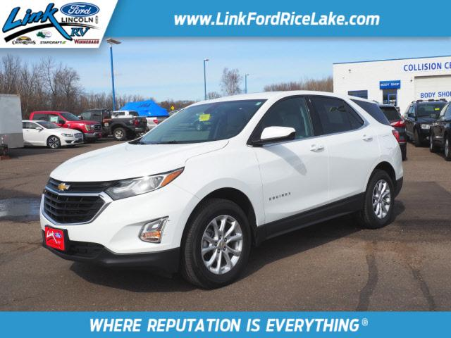 2020 Chevrolet Equinox for Sale in Rice Lake, WI - Image 1
