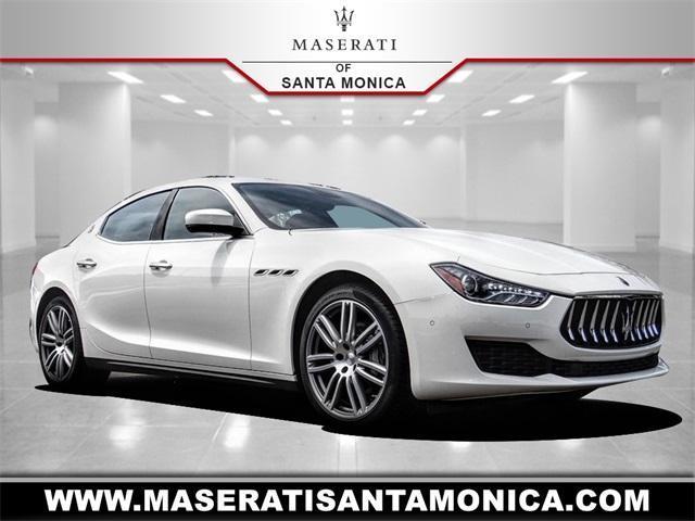 2019 Maserati Ghibli for Sale in Santa Monica, CA - Image 1