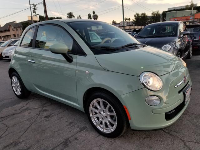 2013 Fiat 500 a la venta en Sherman Oaks, CA - Image 1