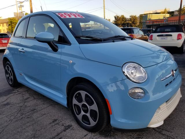 2017 Fiat 500e a la venta en Sherman Oaks, CA - Image 1
