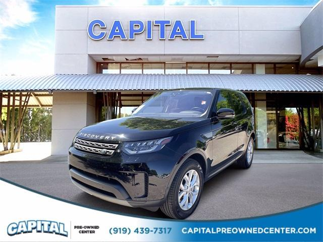 2020 Land Rover Discovery for Sale in Raleigh, NC - Image 1
