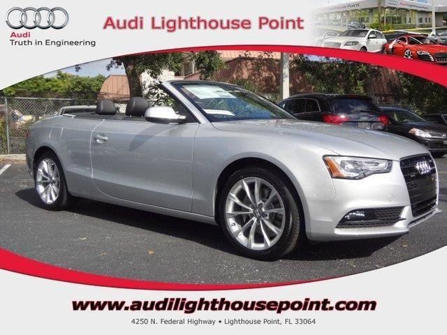2014 Audi A5 for Sale in Fort Lauderdale, FL - Image 1