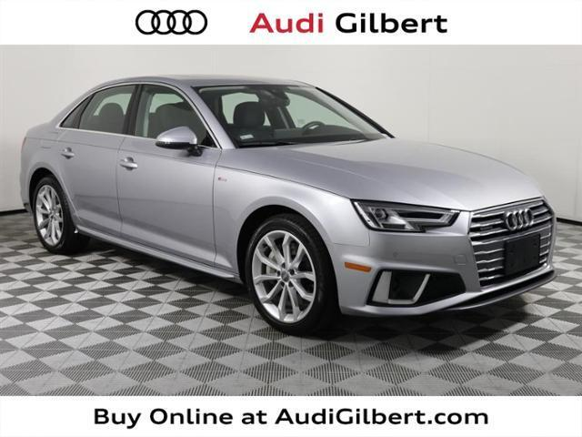 2019 Audi A4 for Sale in Gilbert, AZ - Image 1