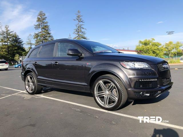 2014 Audi Q7 3.0 Ts Line Prestige >> Used 2014 Audi Q7 3 0t S Line Prestige Suv In San Jose Ca Near 95131 Wa1dgafe9ed015273 Auto Com