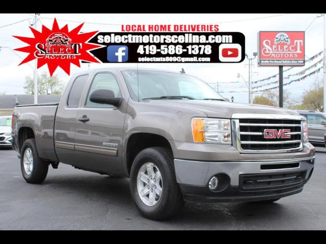 2013 GMC Sierra 1500 for Sale in Celina, OH - Image 1