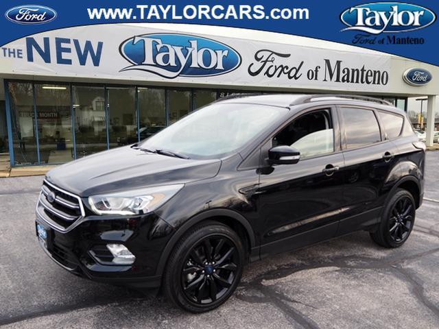 2017 Ford Escape for Sale in Manteno, IL - Image 1