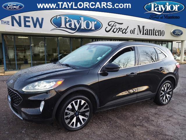 2020 Ford Escape for Sale in Manteno, IL - Image 1