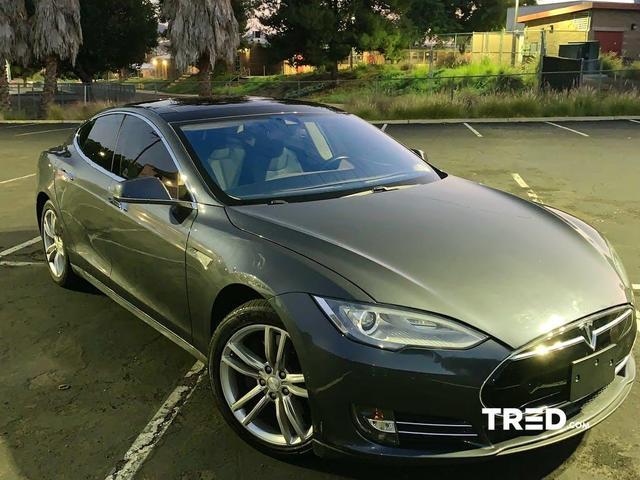 2015 Tesla Model S a la venta en San Diego, CA - Image 1