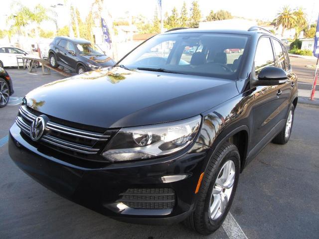 2016 Volkswagen Tiguan a la venta en La Mesa, CA - Image 1