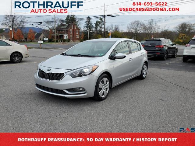 2016 KIA Forte for Sale in Hollidaysburg, PA - Image 1