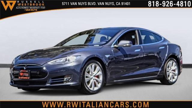 2016 Tesla Model S a la venta en Van Nuys, CA - Image 1