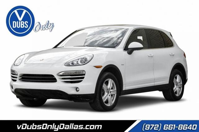 2014 Porsche Cayenne for Sale in Dallas, TX - Image 1