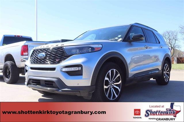 2020 Ford Explorer for Sale in Granbury, TX - Image 1
