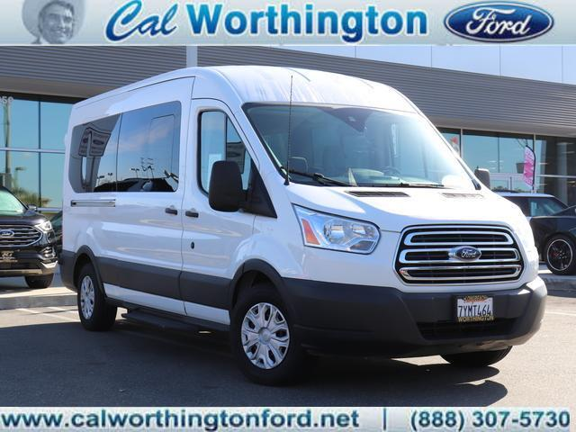 2017 Ford Transit-350 for Sale in Long Beach, CA - Image 1