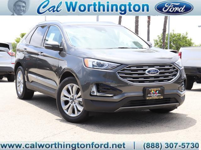 2019 Ford Edge for Sale in Long Beach, CA - Image 1
