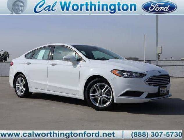 2018 Ford Fusion for Sale in Long Beach, CA - Image 1