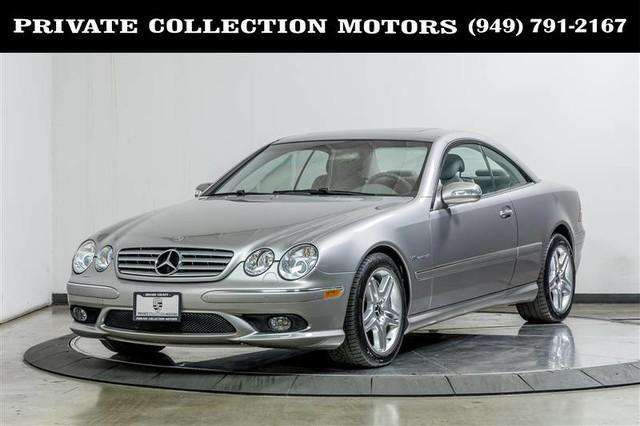 2004 Mercedes-Benz CL-Class for Sale in Costa Mesa, CA - Image 1