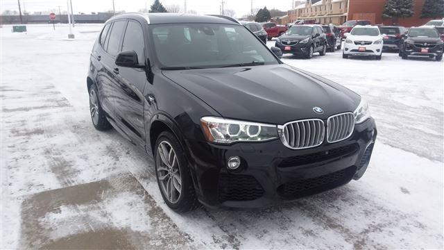 2017 BMW X3 a la venta en Dell Rapids, SD - Image 1