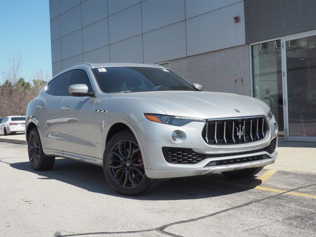 2018 Maserati Levante for Sale in Orland Park, IL - Image 1