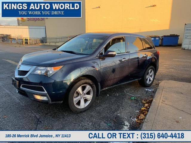 2013 Acura MDX for Sale in Springfield Gardens, NY - Image 1