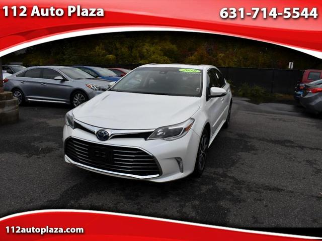 2018 Toyota Avalon Hybrid for Sale in Patchogue, NY - Image 1