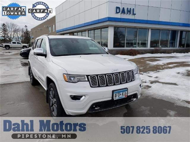 2018 Jeep Grand Cherokee a la venta en Pipestone, MN - Image 1