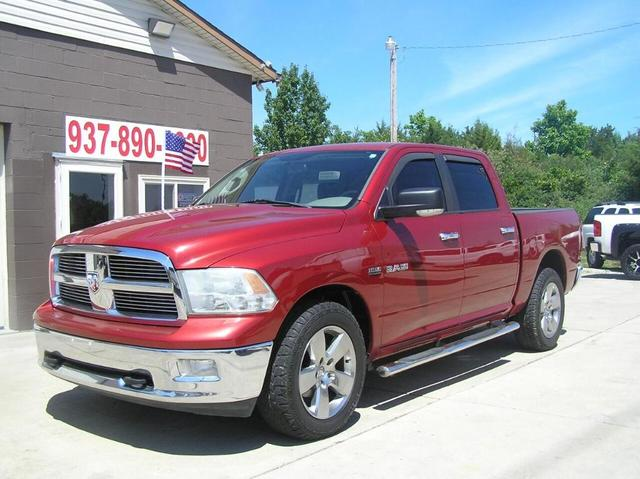 2010 Dodge Ram 1500 for Sale in Vandalia, OH - Image 1