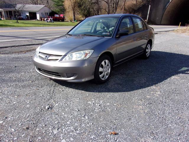 2005 Honda Civic a la venta en Everett, PA - Image 1