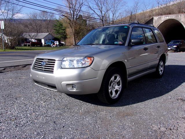 2006 Subaru Forester a la venta en Everett, PA - Image 1